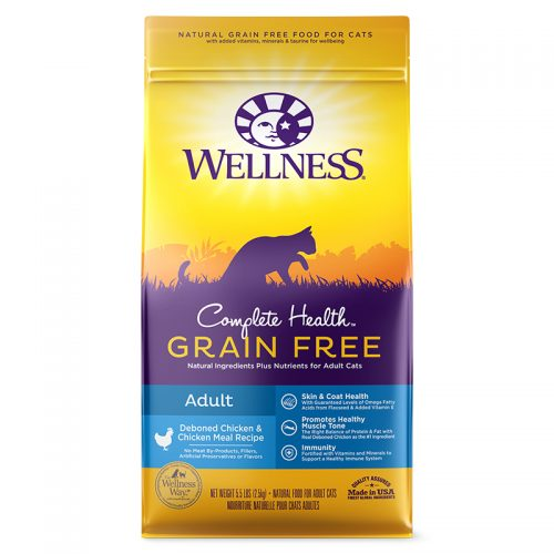 Cat-Food-Wellness-Complete-Health-Cat-Grain-Free-Chicken-2LB-4OZ-6